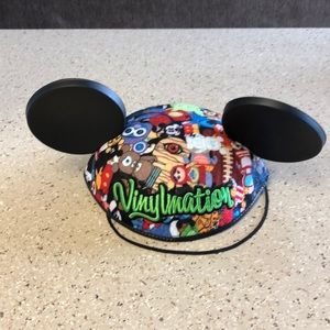 Vinylnation Mouse hat